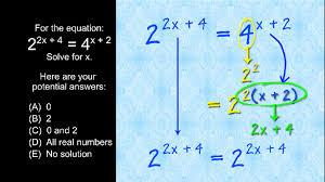 sat math 1 4 algebra and functions