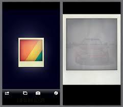 fake polaroid fauxlaroid iphone shakeit photo