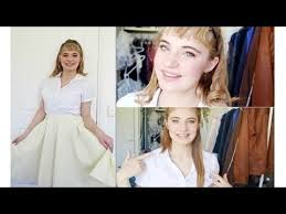 tutorial sandy from grease before transformation hair makeup costume you