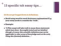 tok essay example how to write formative essay write my tok essay example