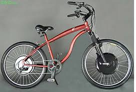 Electric Bike Crank Motor How To Build A Very Fast Electric Bike