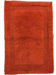 orange throw rug chaps plush pile skid resistant bath mat blanket australia orange throw rug