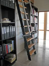 contemporary library furniture. Minimalist Images Of Bookshelves With Ladder For Home Interior Decoration : Fantastic Furniture Library Contemporary I