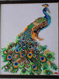 Mini Perler Bead Patterns Enchanting Art And Tips From A Perler Mini Bead Master House Of Geekiness