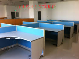 deck screen desk office furniture. Unique Office Shanghai Office Furniture Factory In Kunshan Screen Work Stations Cut Off  The Deck Computer Desk Combination  With Deck Screen Desk Office Furniture E