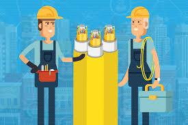 Cable Installation Job Proper Fiber Optic Cable Installation Guide Nexus Net