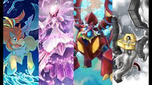 Pokemon huyền thoại có mấy dạng và khác nhau ở chỗ nào? - VNReview Tin mới  nhất