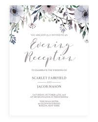 Party Rsvp Template Wedding Invitation Lavender Rsvp Greeting Note Cards