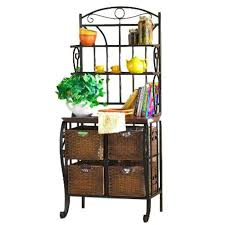 wooden bakers rack kitchen storage french kitchen bakers rack corner bakers rack with wine rack bread rack shelves iron bakers stand