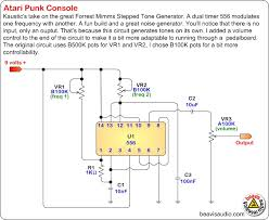 another atari punk console schematic electronics projects another atari punk console schematic electronics projects punk and consoles