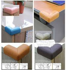 table edge guard. baby safty table/edges cushions protector (pac of 4) table edge guard
