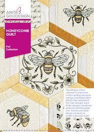 Honeycomb Quilt | Anita Goodesign &  Adamdwight.com