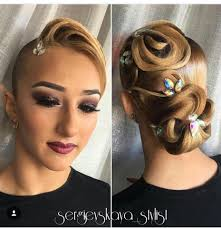 Hair Designs By Gail Pin By Cindy Muller On Ballroom Hair Competition Hair