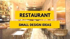 Coffee Shop Interior Design Cost In India 70 Amazing Small Restaurant Design Ideas We Love