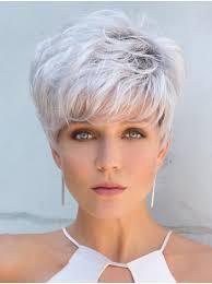 New Short Hairstyles 4 Wonderful ILLUMINAR Gray And Beautiful Pinterest Platinum Hair Color