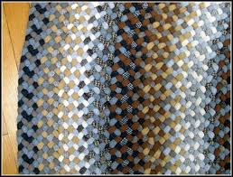 handmade wool braided rugs