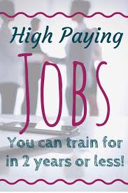Vocational Careers List Highest Paying Jobs To Keep School Short Training In 2019