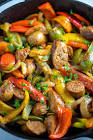 another sausage and pepper recipe