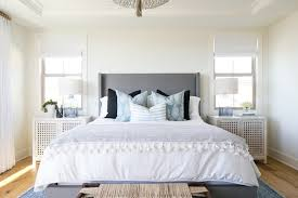 Estillo Project - Modern Coastal Master BedroomBECKI OWENS