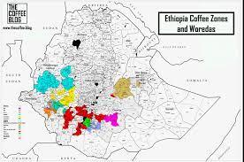 إنتاج القهوة في إثيوبيا - ويكيبيديا