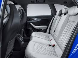 2018 audi van. unique 2018 on the inside of reveal car are rs sport seats with optional honeycomb  pattern the flatbottomed leather multifunction steering wheel  with 2018 audi van