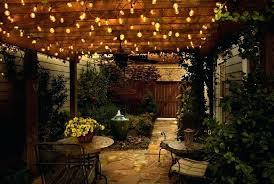 outside garden lights garden fairy lights amazon