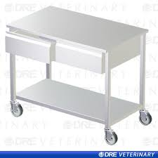 awesome stainless steel prep table with drawer d r e mobile exam and undershelf costco used sink wheel bowl preparation