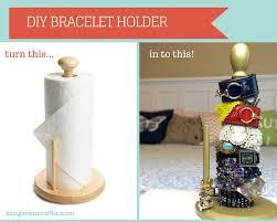 i heart spray paint diy bracelet holder kingston crafts