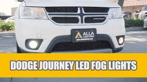 2012 Dodge Durango Fog Light Bulb Replacement How To Install Remove 2010 2019 Dodge Journey Fog Light Led Bulbs