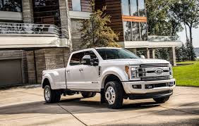 Ford F-450 Limited Is the $100,000 Truck of Your Dreams | Fortune