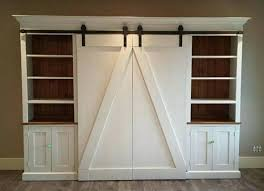 barn door media center. Barn Door Media Center Entertainment Great Doors Sliding Home Interior
