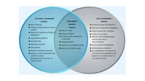 Limited And Unlimited Government Venn Diagram Federalism State Govs Federal Gov Ppt Download