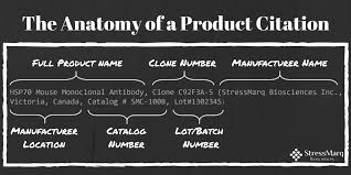 How To Cite How To Cite A Product Stressmarq