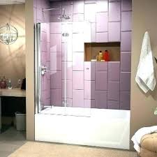 dreamline shower pan base bathrooms beautiful installation stall kits door guide wall instructions parts par