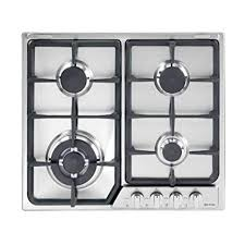 24 inch gas cooktop. Brilliant Cooktop Verona VEGCT424FSS Gas Cooktop Front Control 24Inch Inside 24 Inch 4