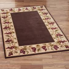 bordeaux border area rug