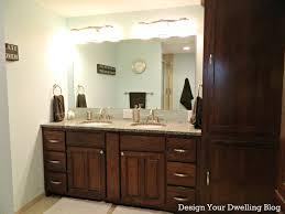 bathroom cabinet lighting. Bathroom Unique Bath Vanity Lighting Ideas Remodel Houzz Bathrooms Mirrors Sinks Kids Sets Fan Modern Vanities Cabinet