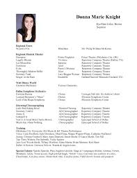 Performance Resume Example performance resume examples Savebtsaco 1