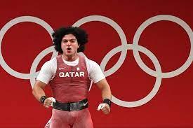 فارس إبراهيم حسونة يحقق أول ميدالية ذهبية لقطر في تاريخ مشاركاتها في  الأولمبياد - CNN Arabic