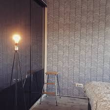 Pin By Ferm Living On Ferm Living Editions Herringbone Wallpaper