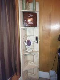 pictures corner cabinet made from old door of 50 corner shelves made from old door best