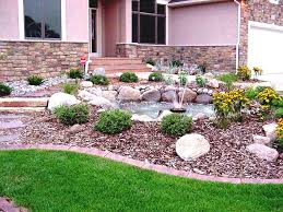 Small front yard landscaping ideas with rocks Maintenance Small Front Yard Landscaping Ideas With Rocks Southern Fried Magazine Small Front Yard Landscaping Ideas With Rocks Awesome House Ideas