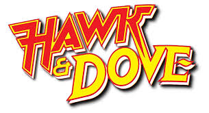Image - Hawk & Dove (1986) logo.png | DC Database | FANDOM powered ...