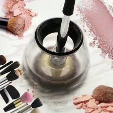 new arrival makeup brush cleaner convenient silicone make up brushes cleanser cleaning tool machine