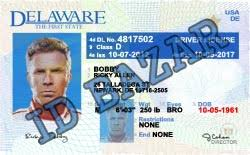 License Psd Driver Template Delaware