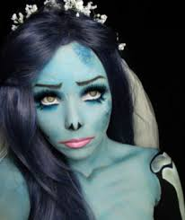 corpse bride corspe bride makeup corspe bride makeup