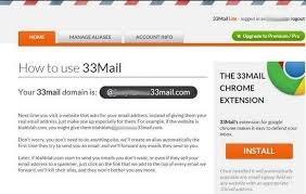 Disposable Email Multiple Create 33mail With And Aliases