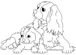 Coloriage Chien Imprimer Gratuit Dessin Download Coloriage Chiot Et Dessin L
