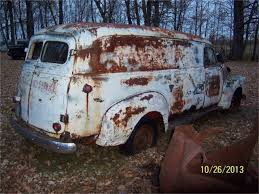1948 Chevrolet Panel Truck for Sale on ClassicCars.com - 2 Available