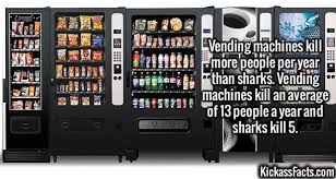 Vending Machine Kills Per Year Stunning Also The Point Is Only Stupid People Die From Vending 48
